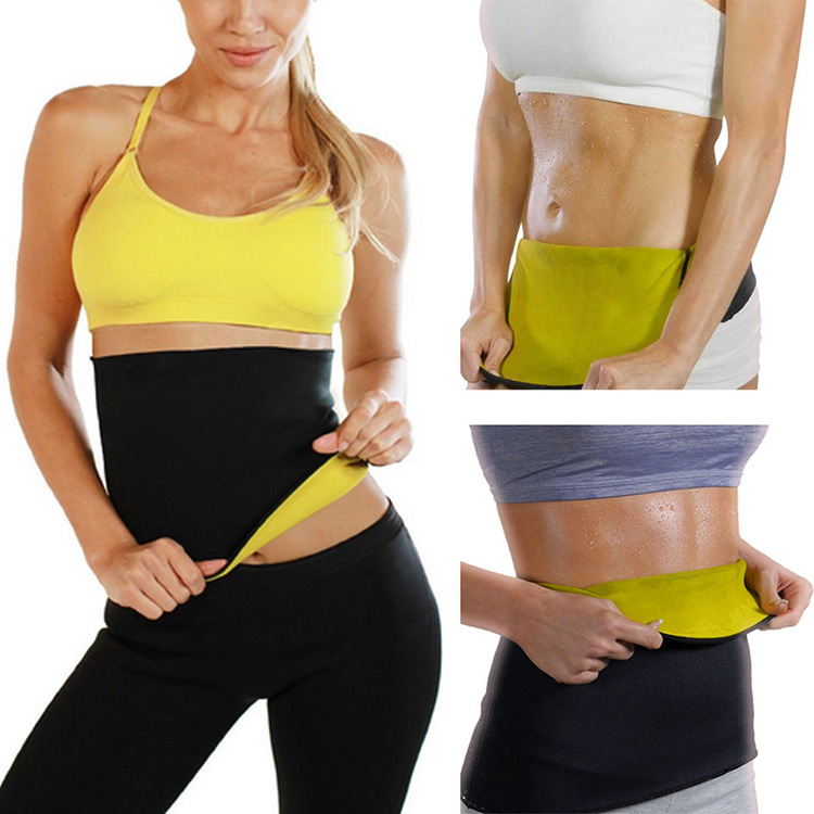 Lady Slimming Belt Burner Belly Fitness Body Wrap Cellulite Shaper For Sauna Women In Creams From Beauty Health On Aliexpress Com