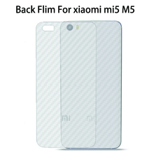 POMER Back Screen Protector For xiaomi mi5 M5 Rear Protective Film back film Protective cover stickers Decorative film