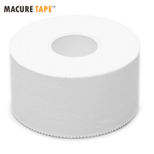 Macure Tape 3.8cmx10m 1PC Zigzag Athletic Sports Tape Trainers Strapping Cotton Sport Bandage kinesiology Tapes Joints Protector(China)
