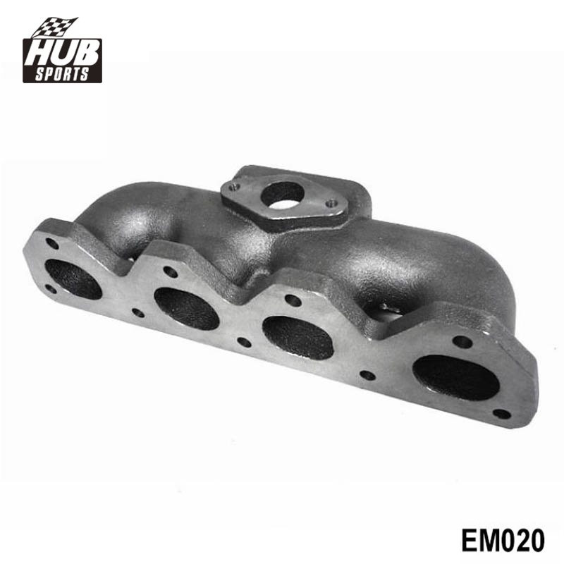 1992-2001 Honda Prelude H22 T3//T4 Stainless Racing Turbo Exhaust Manifold Header