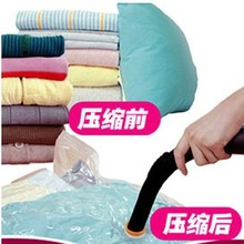 Hot Sell Space Saver Saving Storage Bags Vacuum Seal Compressed Organizer Bag S/M/L/XL