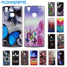 "For Doogee X5 Max / X5 Max Pro 5.0"" Cute Cartoon Pattern Style Cool Gel Soft TPU Silicone Case Phone Cover Celular"