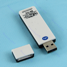 HOT 150Mbps Wireless HS USB Dongle Adapter WiFi Network Card + Bluetooth 3.0(China)