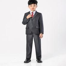 Male child formal dress quality 2016 children s clothing child slim suits  blazer 6 piece set for wedding boys classics 5b59dd9e33bf