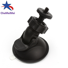 Car Mount Holder DV GPS Camera Stand Holder Auto Car DVR Holder Mini Car Suction Cup Mount Tripod Holder Car Styling