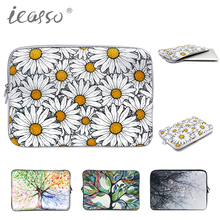iCasso Fashion Tree pattern Laptop Cover Case sleeve for Apple macbook Air Pro Retina 11 13 15 inch macbook computer laptop bag