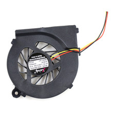 New Replacements Cpu Cooler Fan Accessory For HP Compaq CQ42 G42 CQ62 G62 G4 Series Laptops Fans Cooler for Notebook Computer(China)
