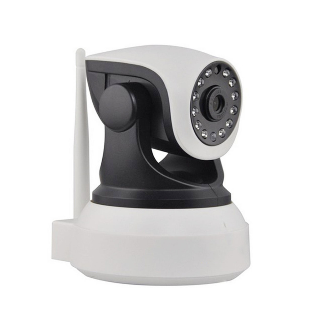 Home Security IP Camera WiFi Wireless Mini Network Camera Night Vision Motion Detection Surveillance Camera Indoor Baby Monitor <br>
