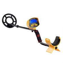 Metal Detector MD3010II Underground Treasure Hunter Professional Gold Metal Detector Hot Sale MD-3010II LCD Display Pinpionter(China)