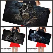 Warface Steelseries Cs Go Big Mouse pad  Cushion Sniper Fire Laptop Keyboard Speed Control Board Game Player's Favorite Gift