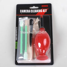 6in1 New CCD CMOS Digital DSLR Lens Cleaner Cleaning Kit Set for DSLR Camera Canon DC DV Computer Lenses Filters Other Optical(China)