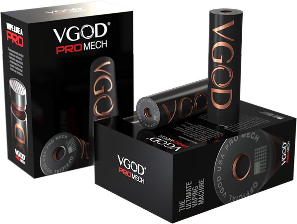 VGOD Pro Mech mod01