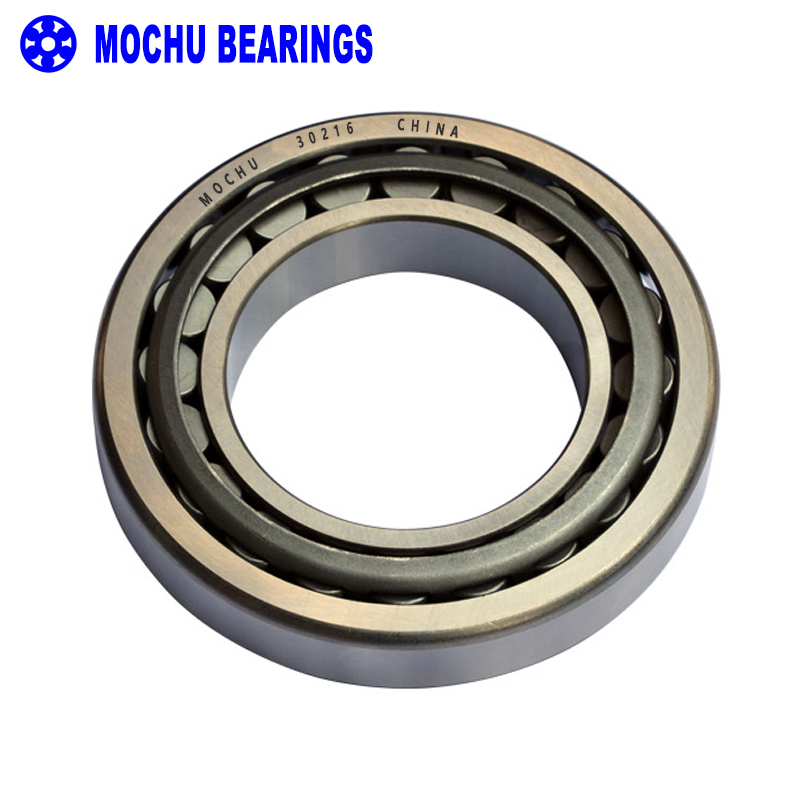 1pcs Bearing 30216 80x140x28.25 30216-A 30216J2/Q 7216E Cone + Cup High Quality Single Row Tapered Roller Bearings<br><br>Aliexpress