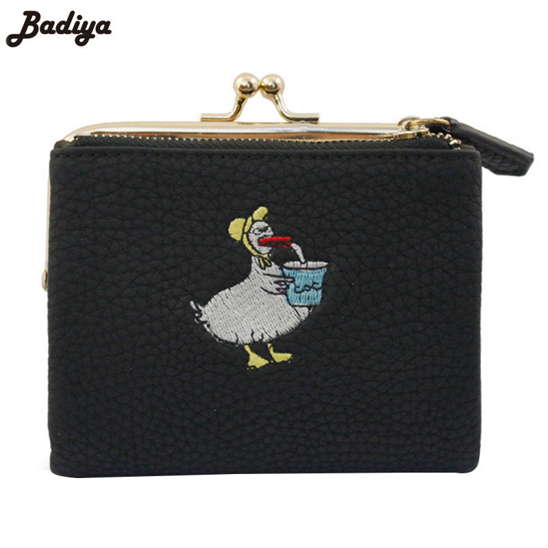 Litchi Pattern Ladies Small Card Holder Coin Purse Korean Style Cute Women Wallets PU Leather Soft Purse For Woman<br><br>Aliexpress
