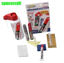 Car scratch repair pen, auto paint pen with tools for,ford ecosport,kuga,focus,s-max,fiesta ,free shipping(China)