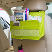 Buy New Qualified Storage Car Back Seat Tidy Multi Pocket Hanging Storage Bag Organiser Auto Travel Holder Levert Dropship dig6413 for $6.11 in AliExpress store