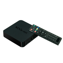 MXQ-4K RK3229 Quad Core Android 5.1 TV Box 1G/8G WiFi HDMI2.0 H.265 10Bit KODI Smart TV Box IPTV Google Play Store MINI PC
