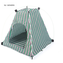 SU GENERIS Good quality Dogs Cats portable foldable Tent pet House kennel Pets Fashion Outdoors Camping Home two colors