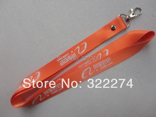 "New 5/8""beautiful Neck Strap lanyard ID Card/Cell Phone strap Badge Pass Card Holder wholesale retail customized logo printing"