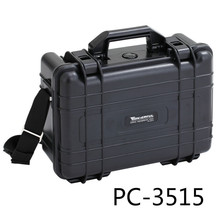 1.7 kg 365*269*151MM Abs Plastic Sealed Waterproof Safety Equipment Case Portable Tool Box Dry Box Outdoor Equipment