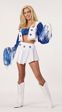 Sexy Baby Cheerleader Costumes Dance Cheerleader Uniform High School Cheerleading Costume Women Fancy Dress