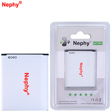 2017 New Original Nephy Battery For Samsung Galaxy S3 Mini i8190 i8190N Ace 2 I8160 Trend I699 S Duos S7562 S7562I S7568 1500mAh