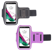 Waterproof Armband Sports Gym Running Jogging Armband Pouch Arm Band Case Cover for LG V10  Arm Bag Band GYM Fashion Holder