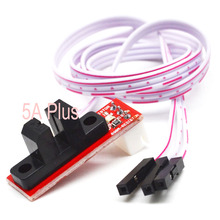 3D Printer Parts 1PC Optical Endstop Light Control Limit Optical Switch for 3D Printers RAMPS 1.4(China)