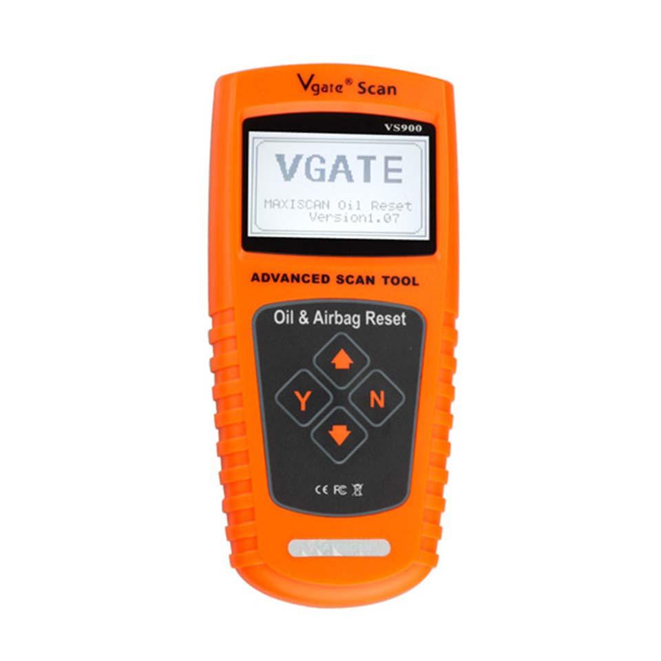 VS900 Car VGATE Oil Service & Airbag Reset (6)
