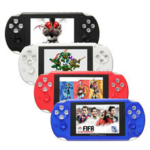 4.1 Inch Handheld Game Player 64 Bit Game Console 4G MP5 Game Player 200 Kinds portable consoles Multimedia classic Games