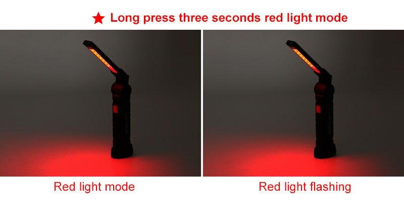 مغناطيسي لونين ابيض و أحمر