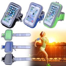 ALLOET Phone Sport Running Armband Holder Arm Band Bag Case for iPhone 8 7P 6S 5S ipod touch for Samsung Sony HTC Xiaomi Huawei(China)