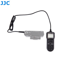 JJC  Wired Timer Remote Control Shutter Release Cord for Sony A58/A7/A7 II/A7R/A7R II/A7S/A7S II with Multi Interface
