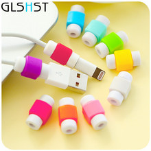 4PCS USB Data Cable Line Protector Phone Pop Anti Breaking Protective Sleeve For Charging Cable for iPhone for Earphone Line