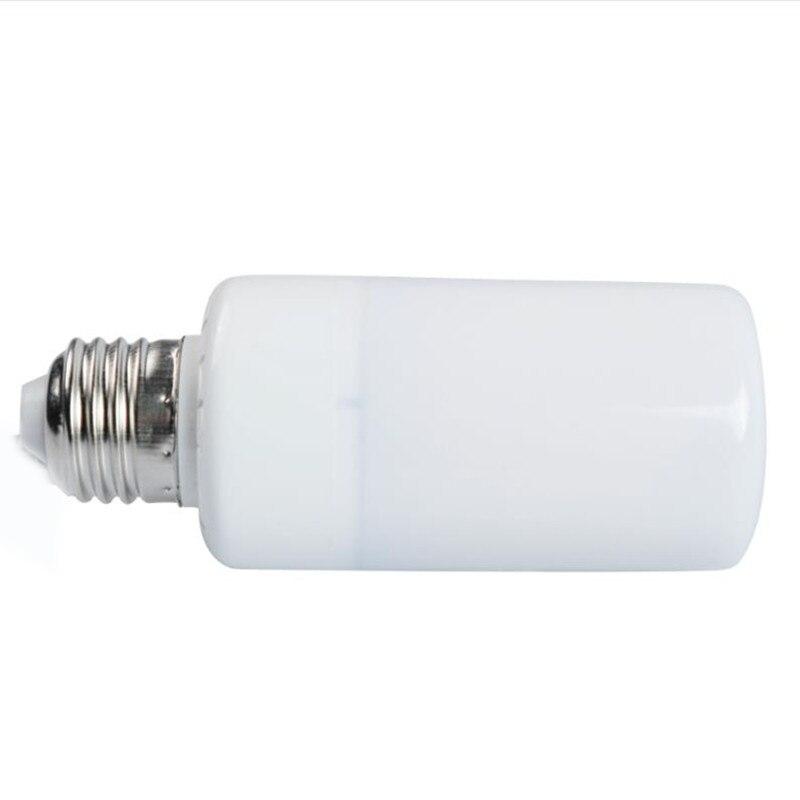 New light led bulb E27 E14 SMD2835 AC110V-220V LED flame lamp Flame Light Effect Fire Corn BulbFlickering Emulation Night Light 12