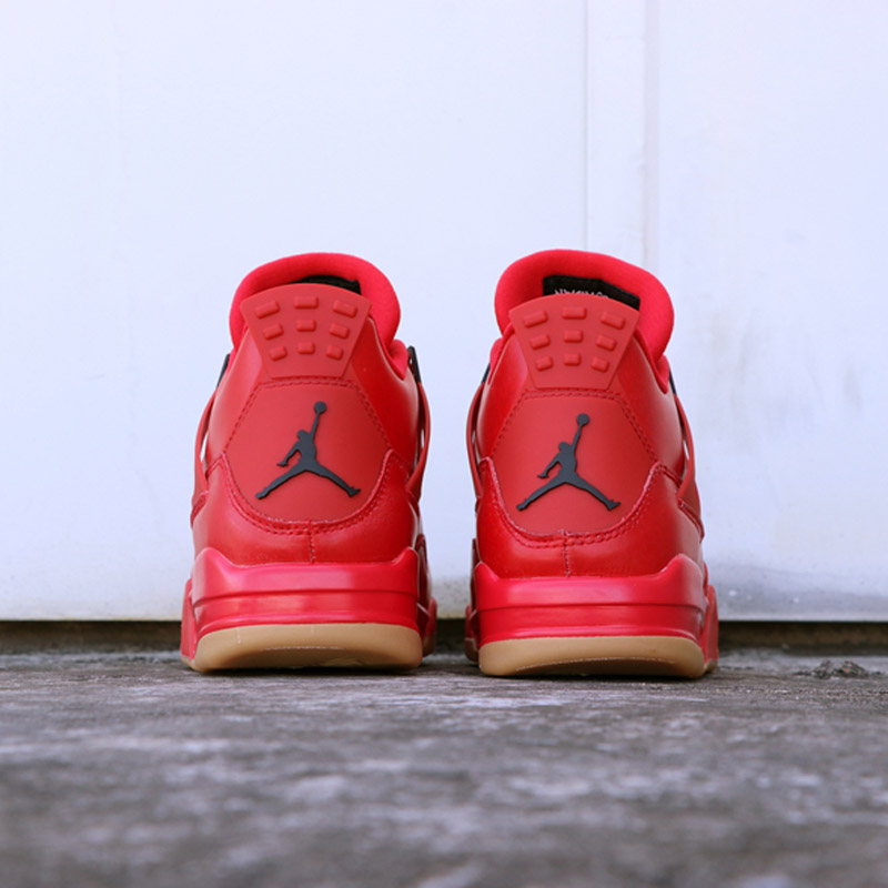 High-Quality-Jordan-Retro-Basketball-shoes-4-Singles-Day-Red-Sneaker-Men-Athletic-Outdoor-Sport-Shoes (1)