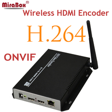 HSV831W MPEG-4 H.264 Wireless HD Video Encoder Live stream for YouTube H264 1080p HDMI Encoder with HDMI Loopout Live Broadcast