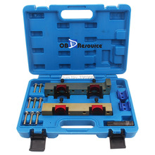 Engine Timing Tool Kit Camshaft Locking Tool Set For Mercedes Benz A B C E Class M133 M270 M274 Car Diagnostic Tool(China)
