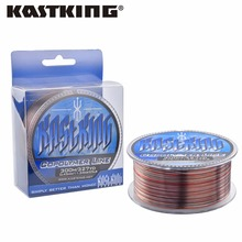 KastKing Hot Sale 300m Monofilament Fishing Line 100% Nylon Fishing Line for Carp Fishing 4LB-30LB 0.10mm-0.50mm(China)