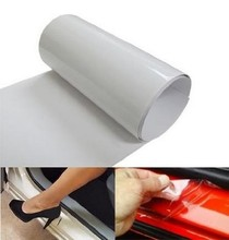 5M*20CM /5M*15CM Rhino Skin Car stickers Bumper Hood Paint Protection Film Vinyl Transparent car styling sticker accessories(China)