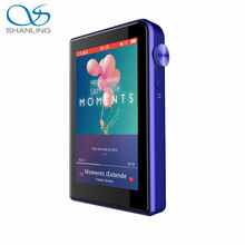 SHANLING M2s Bluetooth 4.0 DAP HIFI DSD MP3 Music Player 3.0 inch TPA6120 chip Mini DAP Lossless Music Player With Apt-X