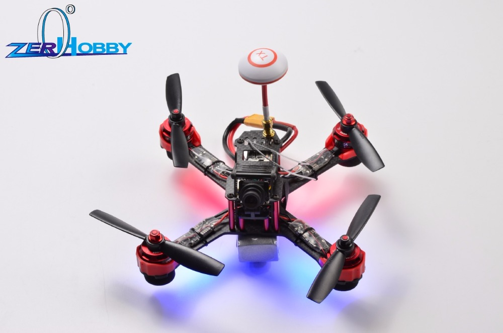 Falcon210 GX210 FPV Racing Drone RC Remote Control Quadcopter RTF With 700TV HD Camera With SP RACING F3 Control System