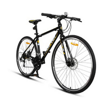tb819/Road bike / 21-speed aluminum alloy frame / race bike / two-disc brakes / men's and women's bicycles(China)