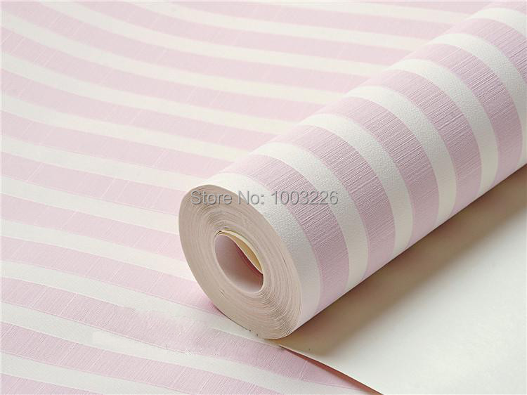 3d wallpaper for childrens pvc striped wallpaper roll 3D modern wall paper for kids room walls roll boy and girl wall coverings<br><br>Aliexpress
