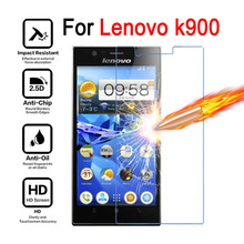 Buy Premium Protective Tempered Glass K900 Screen Protector Film cover Lenovo K900 K 900 Tempered Glass case for $1.87 in AliExpress store