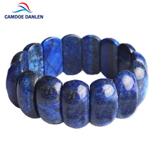 Buy CAMDOE DANLE 2017 New Natural Stone Bracelet Crystal Tiger Eye Lapis Lazuli Classic Lucky Charms Bracelet Bangle Women Men for $8.38 in AliExpress store