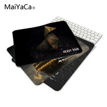 Top selling Luxury HEAVY RAIN ORIGAMI VIDEO GAMES Mouse Mats Anti-Slip Rectangle Mouse Pad(China)