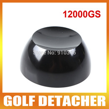 Black Golf Detacher Tag Security Tag Remover Super Magnetic Force Detacher Hard Detacher Eas System 12000GS(China)