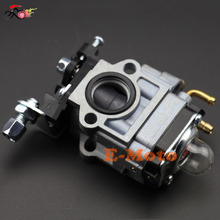 Carb Carburetor 43cc 49cc 2 Stroke Engine Pocket Bike Super Razorback Boreem 15mm Intake Hole(China)