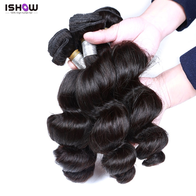 8A Peruvian Virgin Hair Loose Wave 100%Peruvian Human Hair Unprocessed Virgin Peruvian Hair Loose Wave 3 Bundles Of Virgin Hair<br><br>Aliexpress